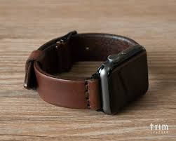 leather apple watch band 44mm 38mm 40mm