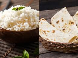 how much rice and chapatis should you