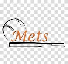 New York Mets New York Yankees Baseball Wall Decal Baseball Transparent Background Png Clipart Hiclipart