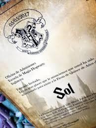 20 Invitacion Hogwarts Harry Potter Cumpleanos 480 00 En