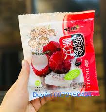Thạch hoa quả Đài Loan, thơm ngon bổ dưỡng. - Bánh Kẹo Nhập Khẩu - Bách Linh