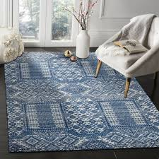 navy art moderne belle rug network