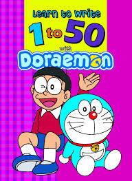 LEARN TO WRITE 1 TO 50 WITH DORAEMON - ENGLISH: Buy LEARN TO WRITE 1 TO 50  WITH DORAEMON - ENGLISH Online at Low Price in India on Snapdeal