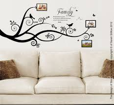 Family Tree Vinyl Wall Art Sticker Decal Family Tree Wall Art Family Tree Mural Family Tree Wall