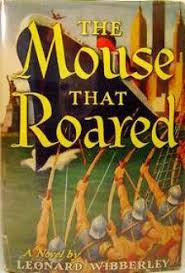 Image result for the mouse that roared book