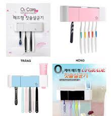 Máy sấy và tiệt trùng bàn chải O2 Care - Hàn Quốc