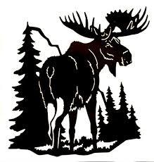 Amazon Com Moose Decal Moose Sticker Decal Tumbler Yeti Decal Vinyl Sticker Decal Handmade