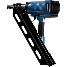 silverline air framing nailer 50 90mm