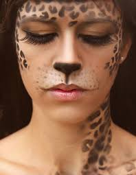 cheetah print makeup easy saubhaya makeup