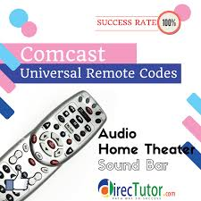 soundbar remote codes for cast cable