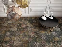 carpet tiles with fl pattern