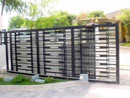 10 Latest Automatic Gates For Homes With Pictures In 2020
