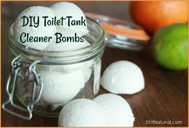 diy toilet tank cleaner simple and