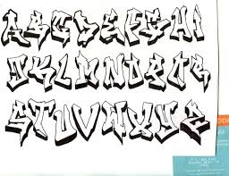 how to draw wildstyle graffiti letters