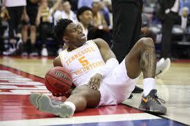 Tennessee Vols Basketball: Where was Admiral Schofield in OT vs. Iowa? -  Rocky Top Talk