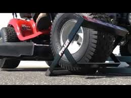 pro lift lawn mower lifts at tractor