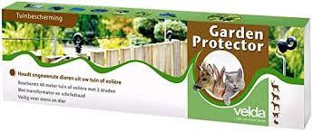 Velda Garden Protector Garden Pest Electric Fence Amazon Co Uk Garden Outdoors