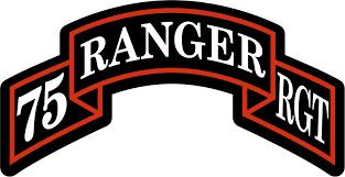 75th Ranger Regiment Decal