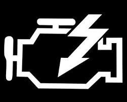 Amazon Com Check Engine Sticker Vinyl Decal Car Light Fail Window Racing Drift Illest Jdm Die Cut Vinyl Decal For Windows Cars Trucks Tool Boxes Laptops Macbook Virtually Any Hard Smooth