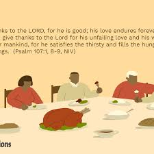 7 Thanksgiving Bible Verses to Make Your Heart Glad