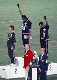 1968 Olympics Black Power salute - Wikipedia