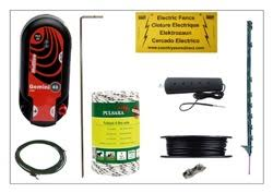 Deer Electric Fence Kits Countrystoredirect