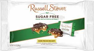 russell stover sugar free dark