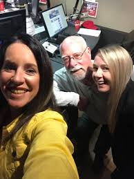 KFUN 99.5 FM - Larry Silver and Kara Judge join the Angie... | Facebook