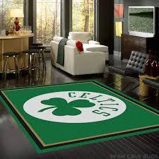 Nba Boston Celtics Rug 8 X10 Buy Sports Rugs Online
