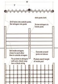 How To Build A Bamboo Fence Diy Mother Earth News