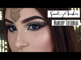 saudi arabian makeup tutorial