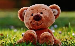 تحميل خلفيات دب 4k الدب الوردي لطيف لعبة عريضة 3840x2400