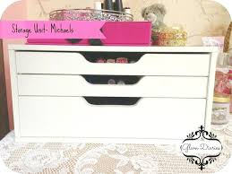 white makeup drawer unit saubhaya makeup