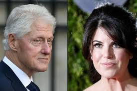 Bill Clinton says he had affair with Monica Lewinsky to 'manage ...