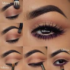 natural brown eye makeup tutorial