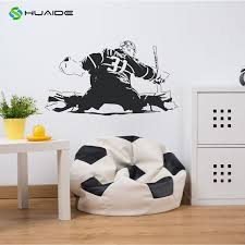 Huaide Wall Art Decal Carey Price 31 Professional Ice Hockey Goaltender Wall Stickers For Kids Rooms Overwatch Poster Mural A72 Sticker For Kids Room Wall Stickers For Kidswall Sticker Aliexpress