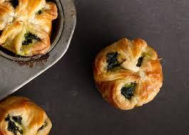 spinach puffs recipe bon appe