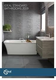 ideal standard bathrooms 2019 by ideal