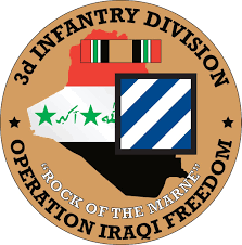 3rd Infantry Division Oif Decal Operation Iraqi Freedom Decals Priorservice Com