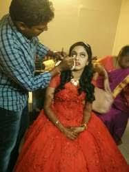 k v surya prasad bridal makeup artist
