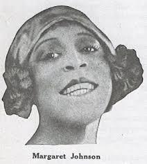 Margaret Johnson | jazztourdatabase.com