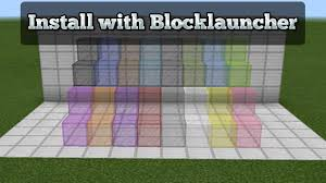 stained glass for minecraft for android