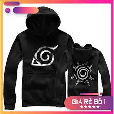 Xả Kho ] Áo hoodie Naruto phong ấn cực ngầu giá tận xưởng, Giá tháng 11/2020