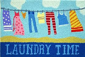 area rugs laundry time clothesline