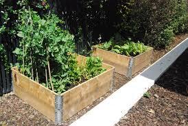 raised garden beds modular stackable