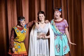 Sondheim's 'Forum' at Wake Forest, still brings laughs | Arts |  journalnow.com