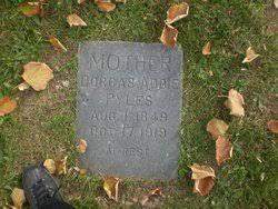 Dorcas Adeline Carter Pyles (1846-1919) - Find A Grave Memorial