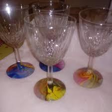 lumniar other beautiful wine glasses