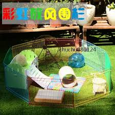 Fence Hamster Set Fence Cage Fence Disk Indoor Isolation Diy Hamster Toy Shopee Philippines