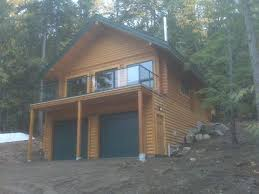 garage house plans small cabin
